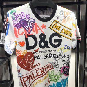 Dolce Gabbana Palermo Short Sleeve Shirt